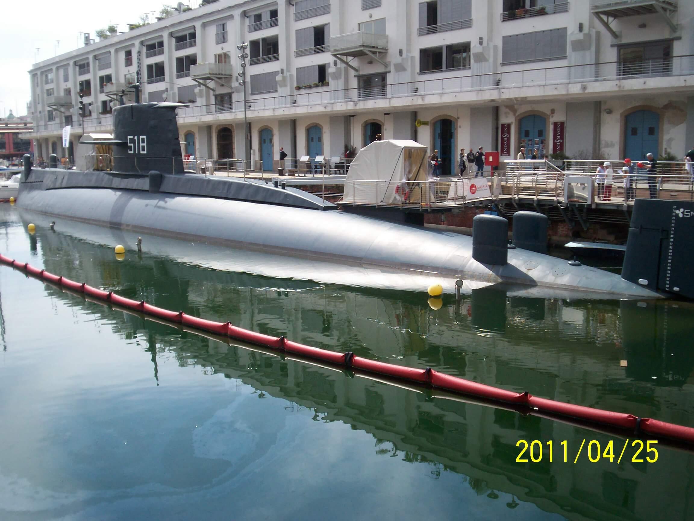 Genova - sottomarino 017